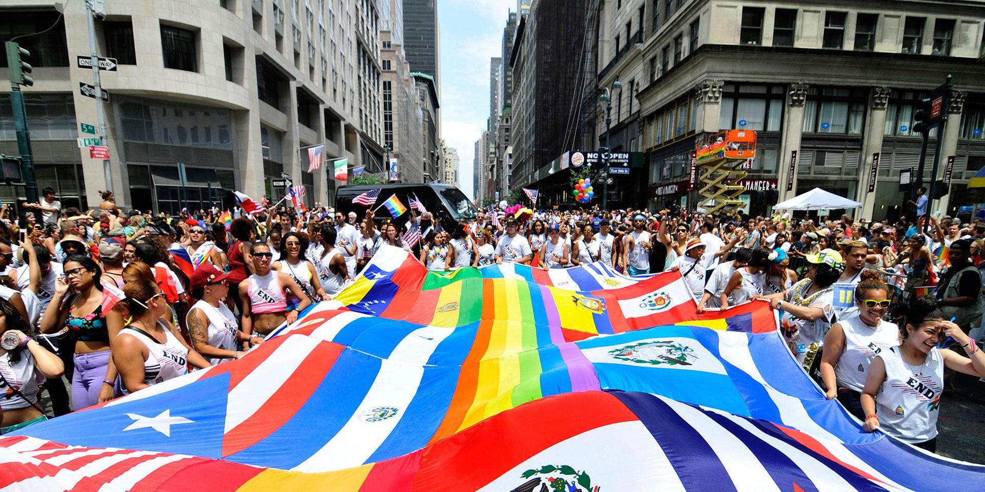 Plan the Perfect Pride Weekend in NYC | Marriott Bonvoy Traveler