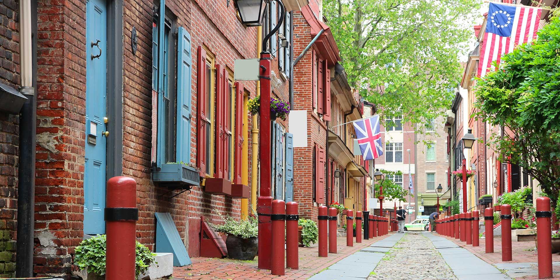 Explore Philadelphia's Old City | Marriott Bonvoy Traveler